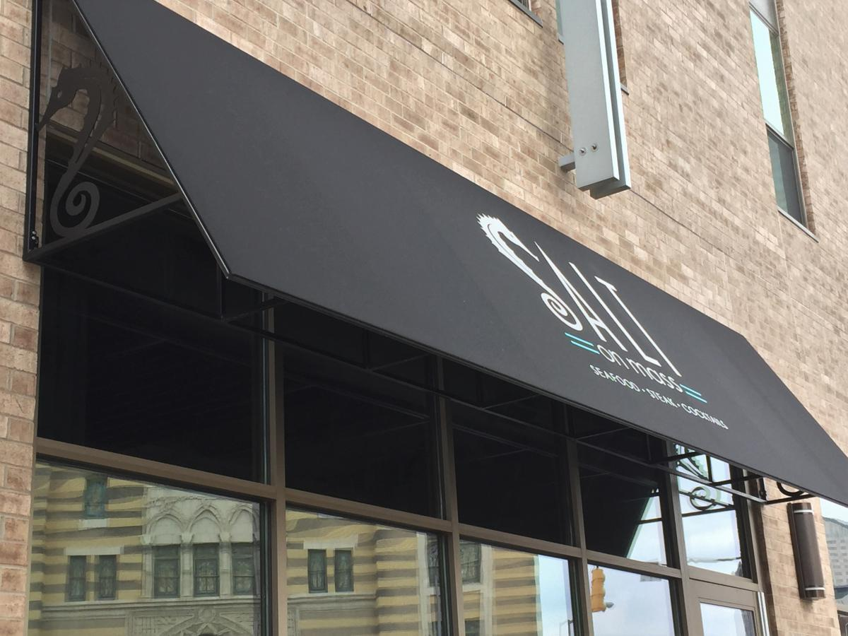 Awnings Indianapolis Sign Company Custom Business Signs