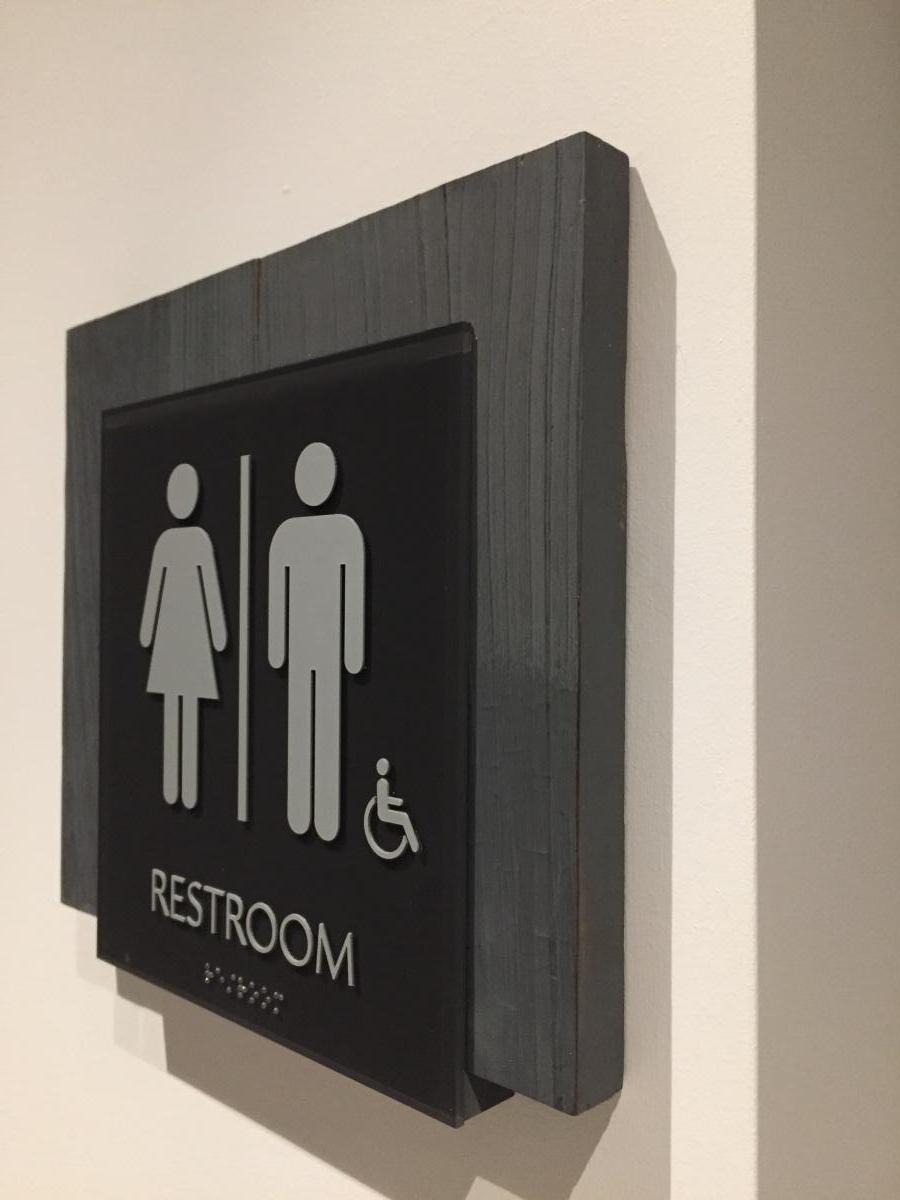 Ada Braille Room Id Indianapolis Sign Company Custom