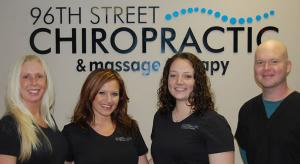 96th Street Chiropractic Interior Sign