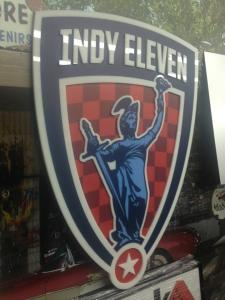 Indy Eleven Sign by ISF SIGNS